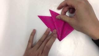 Origami Star Fish