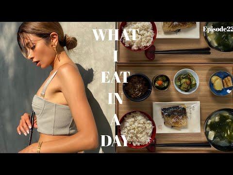 ローラの1日ごはん🍙体型維持のためにしている事💕in LA【WHAT I EAT IN A DAY】