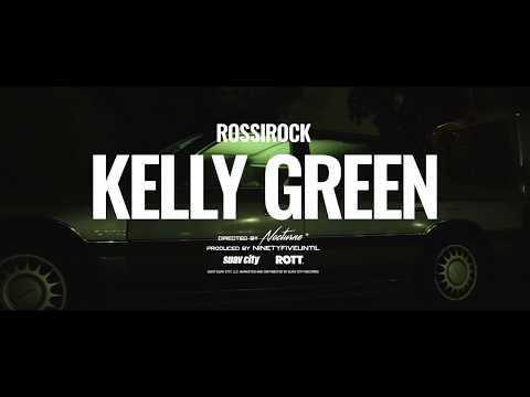 Rossi Rock - Kelly Green