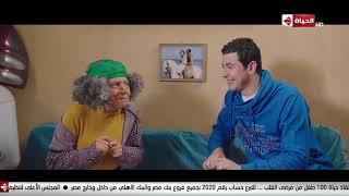 شوف علاقة سكسكة بـ أحمد السقا ومحمد رمضان #البرنسيسة_بيسة