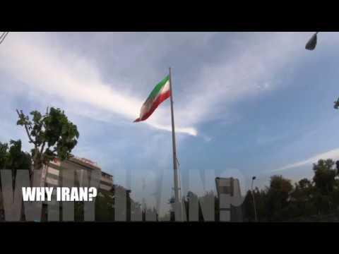 Why Iran? - travel vlog 4/2018