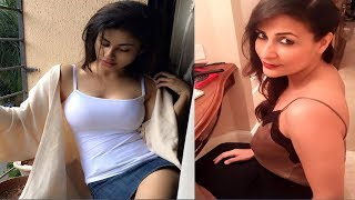 Hindi TV Serial Actress Mouni Roy Looks Without Makeup|Colors TV Naagin Actress Mouni Roy