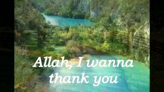 Thank You Allah (lyrics)-Maher Zain