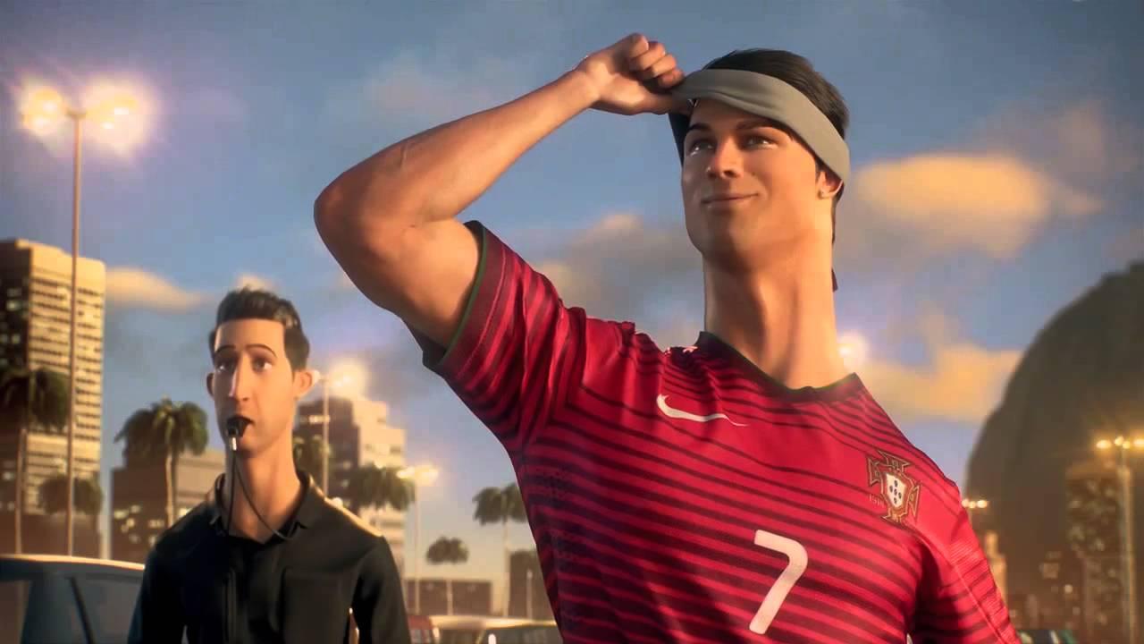 Messi Wallpaper 2014 3d Cristiano Ronaldo Desenho Animados Youtube