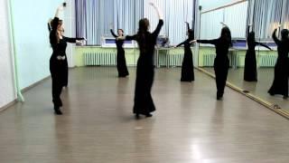 Школа Лезгинки AssaParty поздравление от Девушек