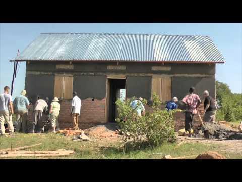 YWAM Homes of Hope - Africa, Uganda Jan 2012
