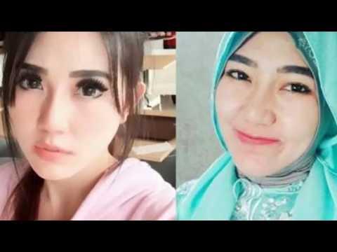 Setelah rina nose melepas hijab ! Via Vallen unggah foto menggunakan hijab ..