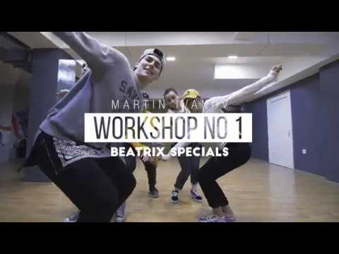 Workshop No.1: Martin Ivanov / Beatrix Specials