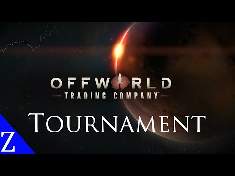 Offworld Trading Company: FFA Tournament Day 2, Game 1
