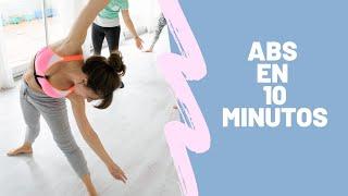 Entrena ABS en 10 minutos