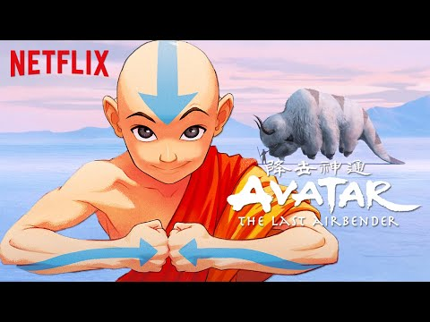 Avatar The Last Airbender Netflix Teaser Trailer and Announcement Breakdown