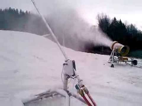 Nov  26, 2013 Snowmaking Update