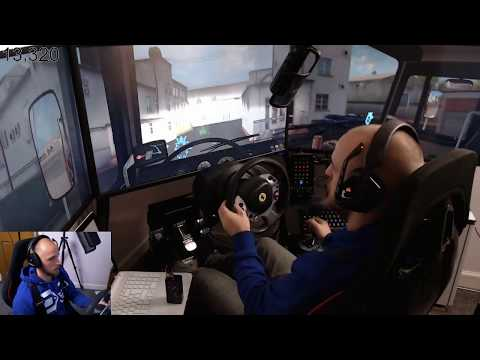 euro truck simulator 2 pro mods first game play