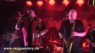 Dr. Ring Ding Ska-Vaganza - 4/15 - All The Way To The Moon - 26.03.2015 - Ost-Pol Dresden