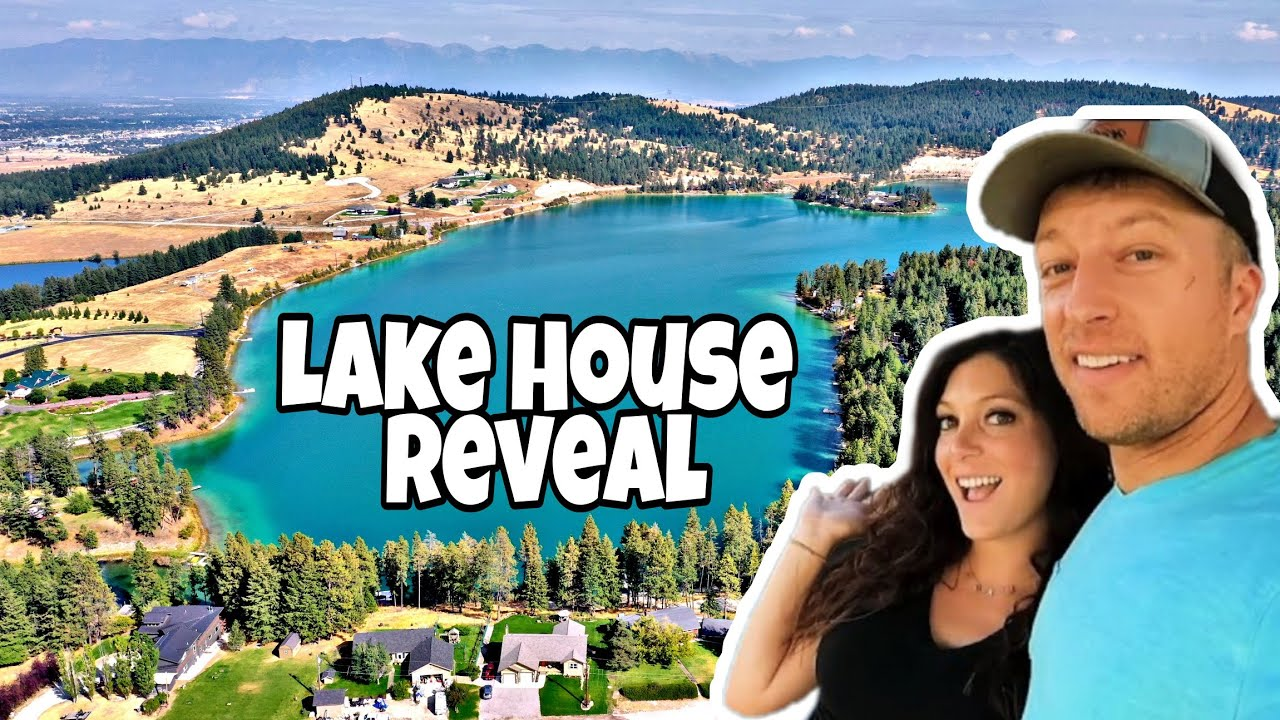 It's Finally Finished! - Lake House Reveal!