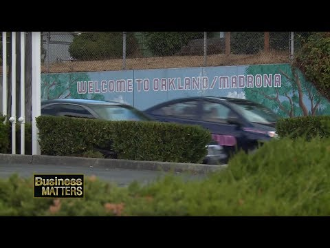 Business Matters:  Oakland-Madrona Business Area