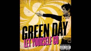 Green Day - Let Yourself Go (Radio Edit)