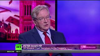 "Peter Dowd: ""British public services are not up for sale"""