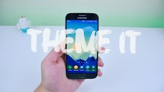 Our Favorite Themes for the Galaxy S7 & S7 edge