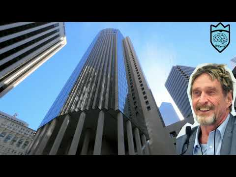 John McAfee - Banks vs Bitcoin