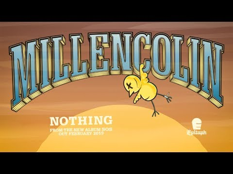 "Millencolin Releases New Song ""Nothing"""