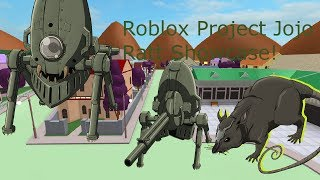 Roblox Project Jojo Ratt Showcase!
