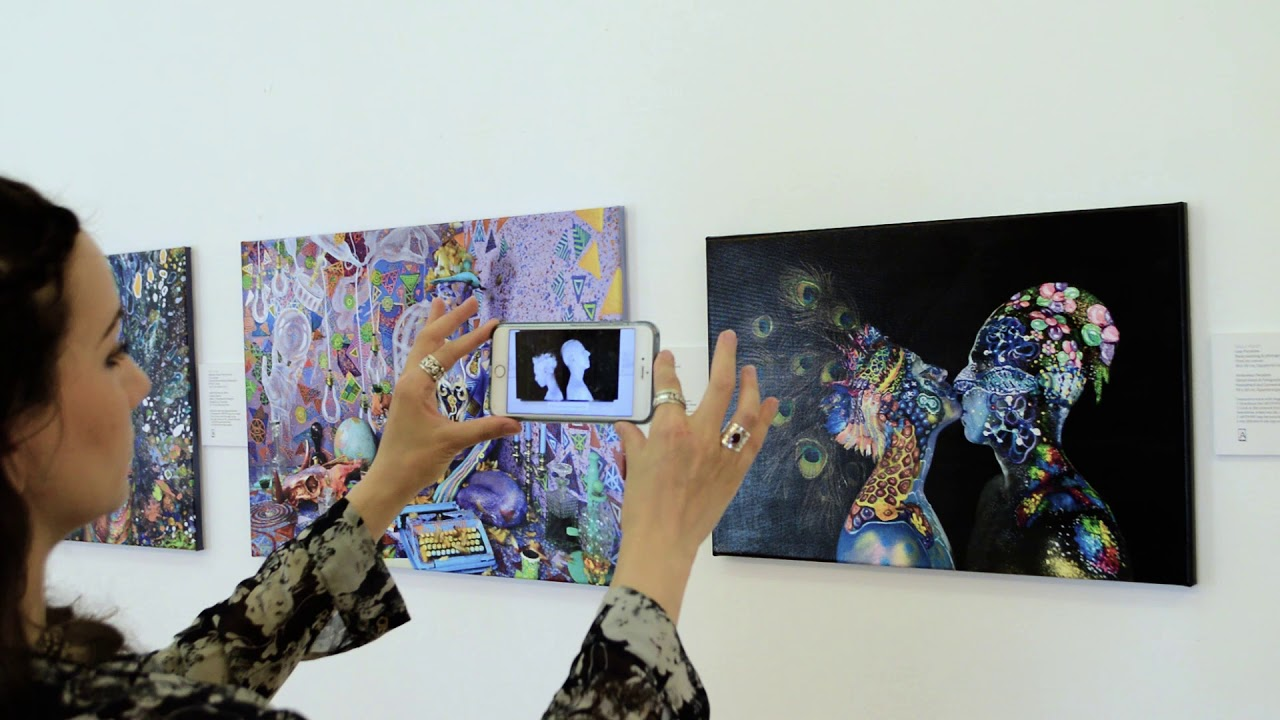 Image result for augmented art