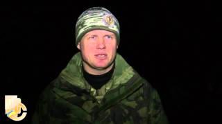Речник АТО Леонід Матюхін  Дайджест подій 12.12.14 вечір