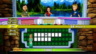 Wheel of Fortune - The Great Outdoors [2/2]