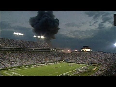 Unite 1996 Lsu Auburn Fire Game Youtube