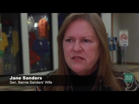 A Day On The Campaign Trail With Jane Sanders
