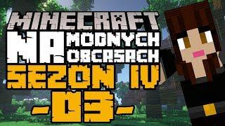 """Minecraft na """"modnych"""" obcasach Sezon IV #03 - Przygotowania do pierwszej budowy"""