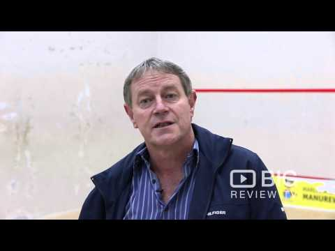 Sport | Manurewa Squash Club | Auckland | Big Review TV | Silver