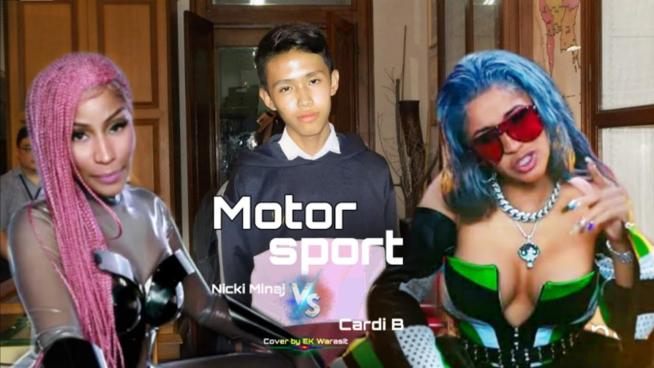 Fans Are Loving Cardi B and Nicki Minajs Verses on Motor