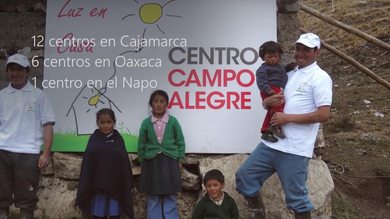 """Descubre los """"Centros Luz en Casa"""" de la Fundación ACCIONA Microenergía"""