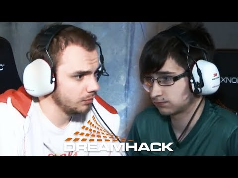 Maverick vs Tomas - 8e de finale DreamHack Tours