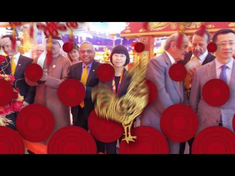 Dubai Duty Free Launches its Chinese New Year Celebrations - Year of the Rooster