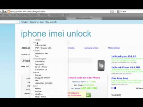 How To Unlock And Iphone