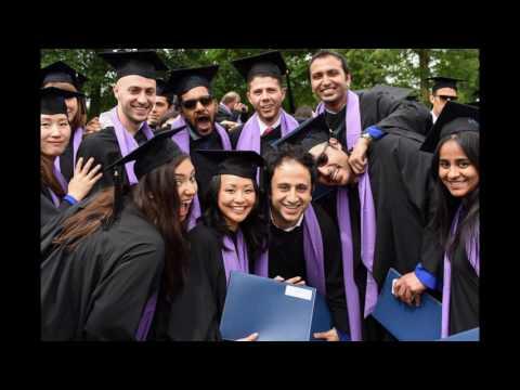 HEC Paris MBA 2016 Commencement Ceremony