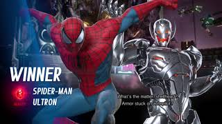 MVCI - SPIDER-MAN/ULTRON ONLINE 2!