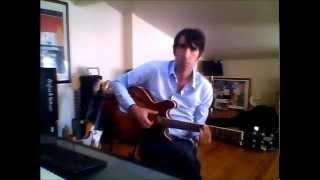 Kaman GTX 35 Guitar Demo