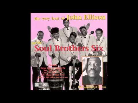 John Ellison & The Soul Brothers Six - Move Girl