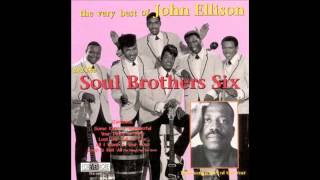 John Ellison & The Soul Brothers Six - Move Girl
