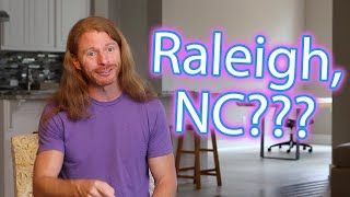The Absurdities of Raleigh, NC