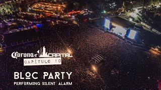 Bloc Party performs Silent Alarm Live at Corona Capital Festival 2019, Mexico City YouTube Videos