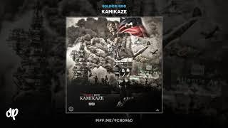 Soldier Kidd - Heavy Metal [Kamikaze]