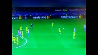 Atletico de Madrid vs Rostov gol de Andrew Griezmann 2 1