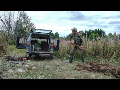 Как выкосишь, так и выкусишь или три дня копа в заброшенной деревне #295 - Видео онлайн