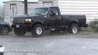 5/24/2014 Odessa, TX Hail & Street Flood