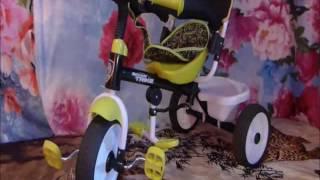 Велосипед Navigator Trike — видео-отзыв Галины(Обзор детского трёхколёсного велосипеда «Navigator Trike». Автор: Галина. Полный отзыв и фото кресла: http://www.o-my-baby.ru/..., 2016-12-21T20:43:17.000Z)